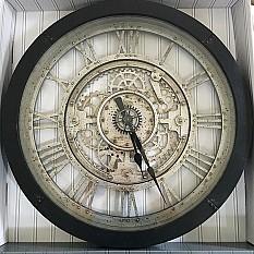antique gear wall clock - Large Decorative Wall Clocks