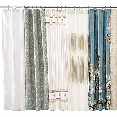 croscill fairfax 72inch x 72inch shower curtain